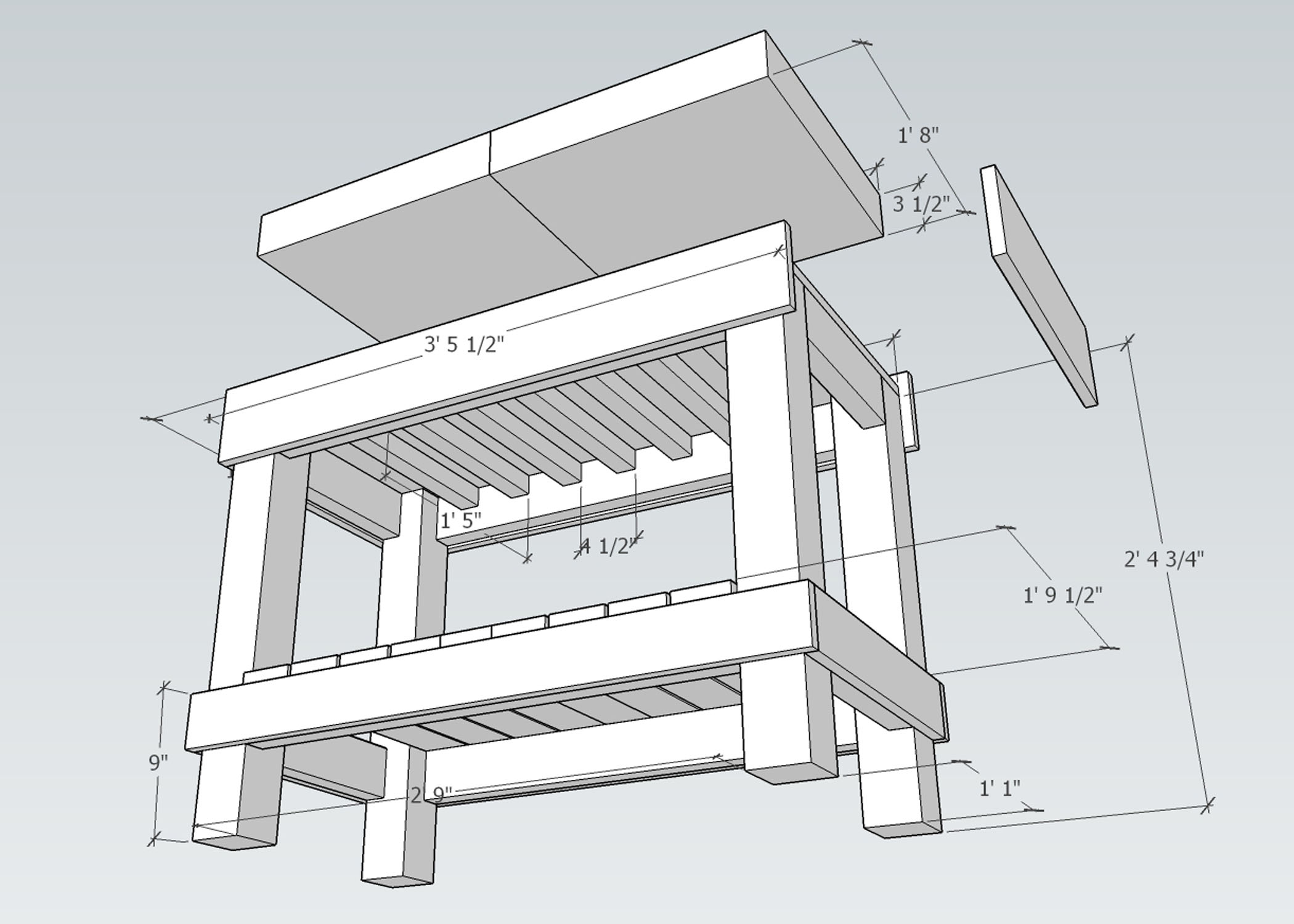 Picture of SketchUp Model