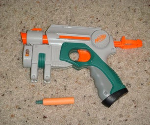 nerf dart mod for extra distance