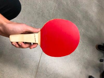 DIY Ping Pong Paddle