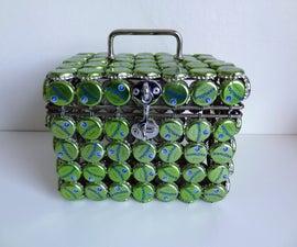 Make a Bottle Cap Bag