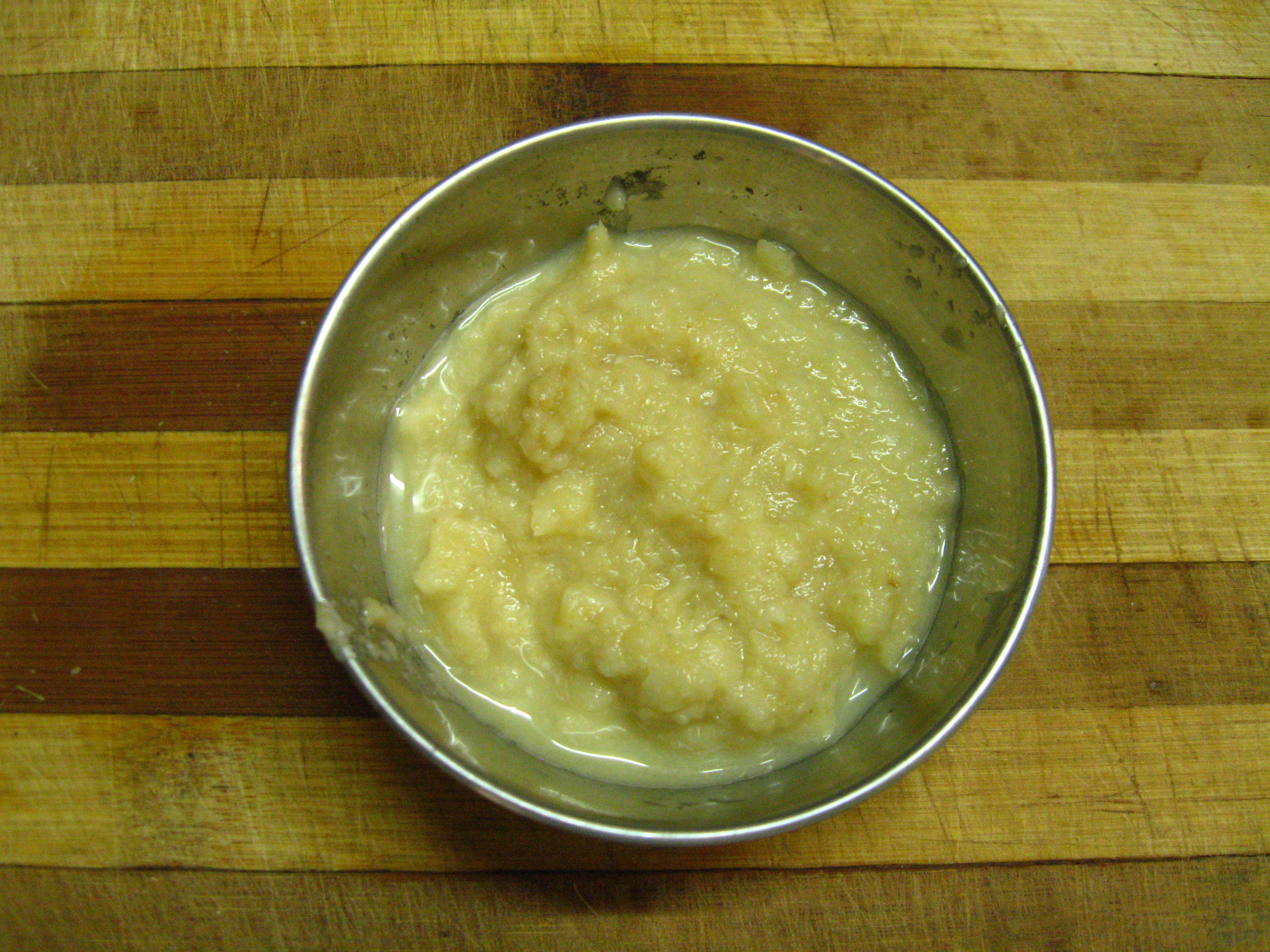 Picture of Ginger Garlic Paste