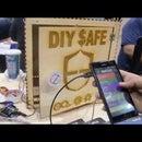 DIY Safe using Pattern lock Shield