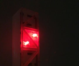 Interactive LED Puzzle Lamp