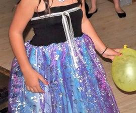 Grade 7 Farewell Dress