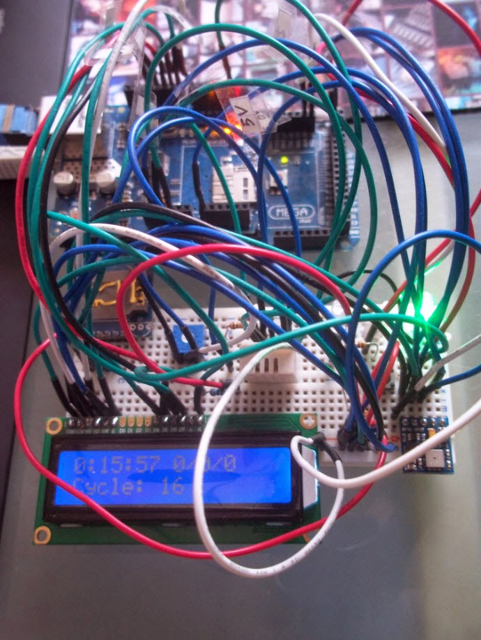 Picture of Hackgyver Weather Station