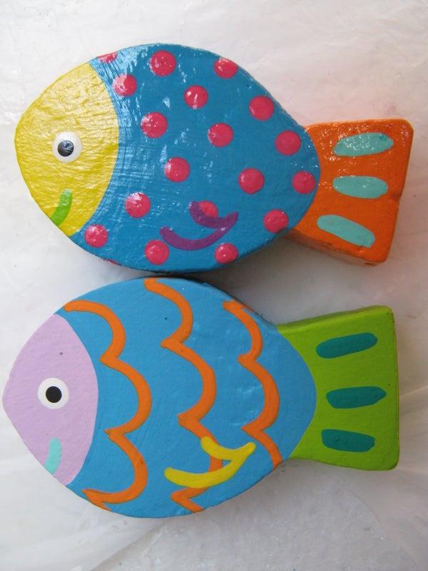 Fish-magnet