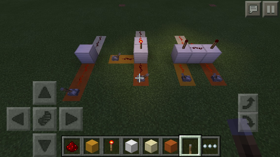 Picture of All Three Logic Gates