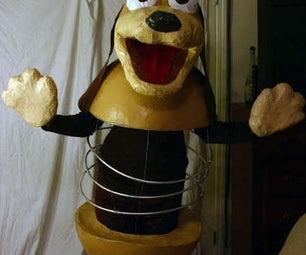 How to Create a Slinky Dog Costume!