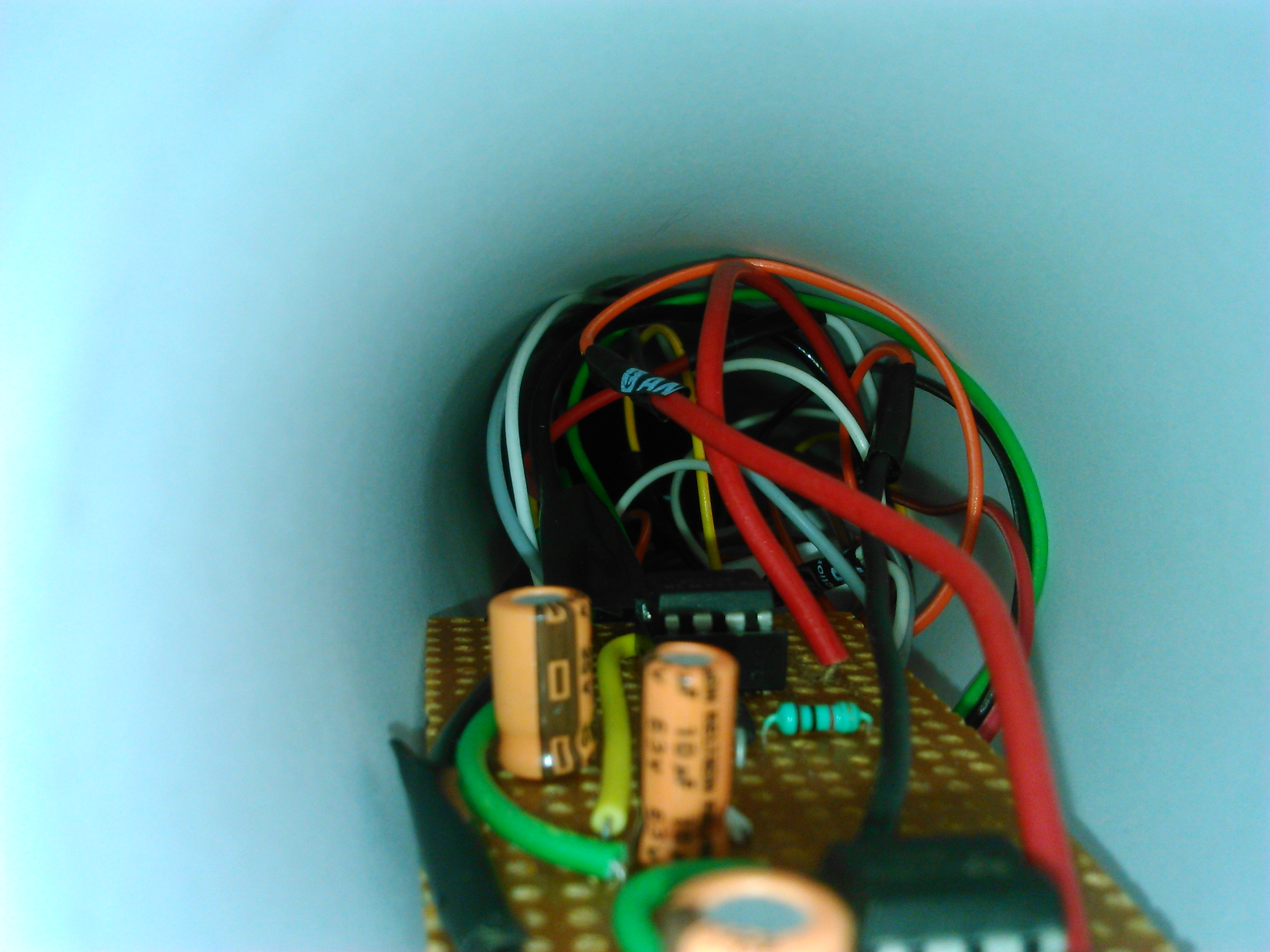 Picture of Connecting the Circuit