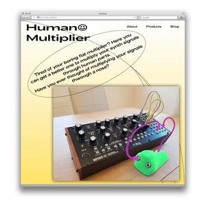 Human Multiplier - Website