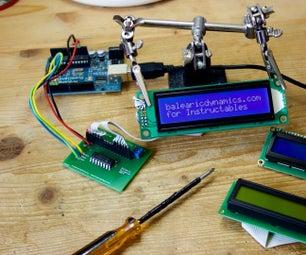 Alphanumeric Display Arduino Kit: Assembly Tutorial