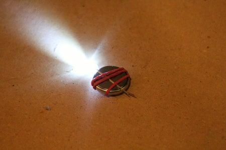 Adding LEDs