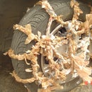 Rope Tire Chains for Better Traction