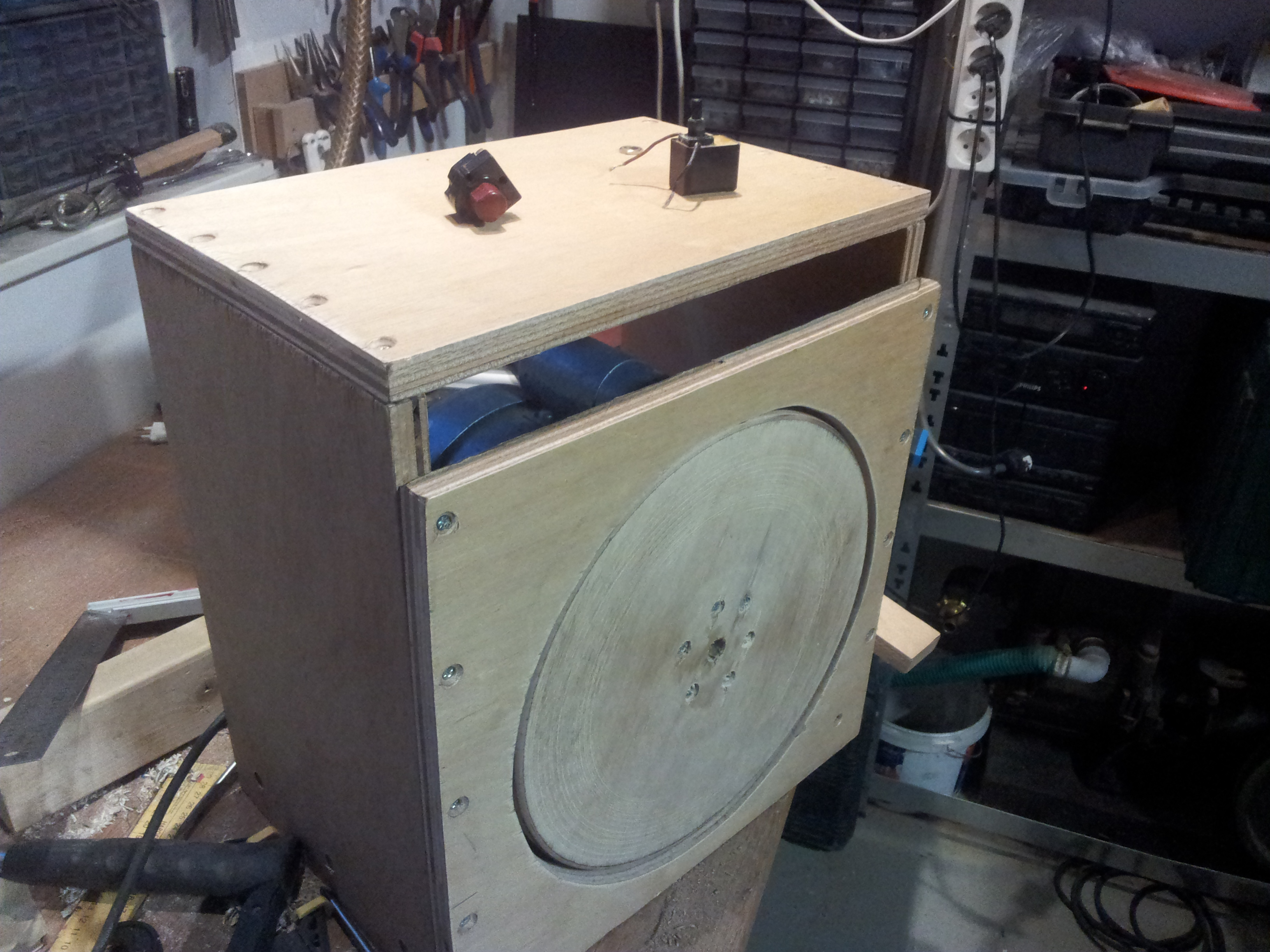 Picture of Making the Wheel
