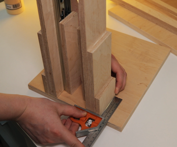 Making the Towers