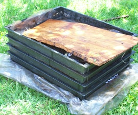 5 Dollar, 1/2 Hour Worm Composting Bin(s)