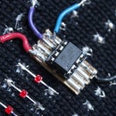 Make Your Own E-Textile Arduino Board