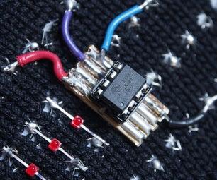 Make Your Own E-Textile Arduino Board