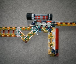 Oodammo Assault Rifle