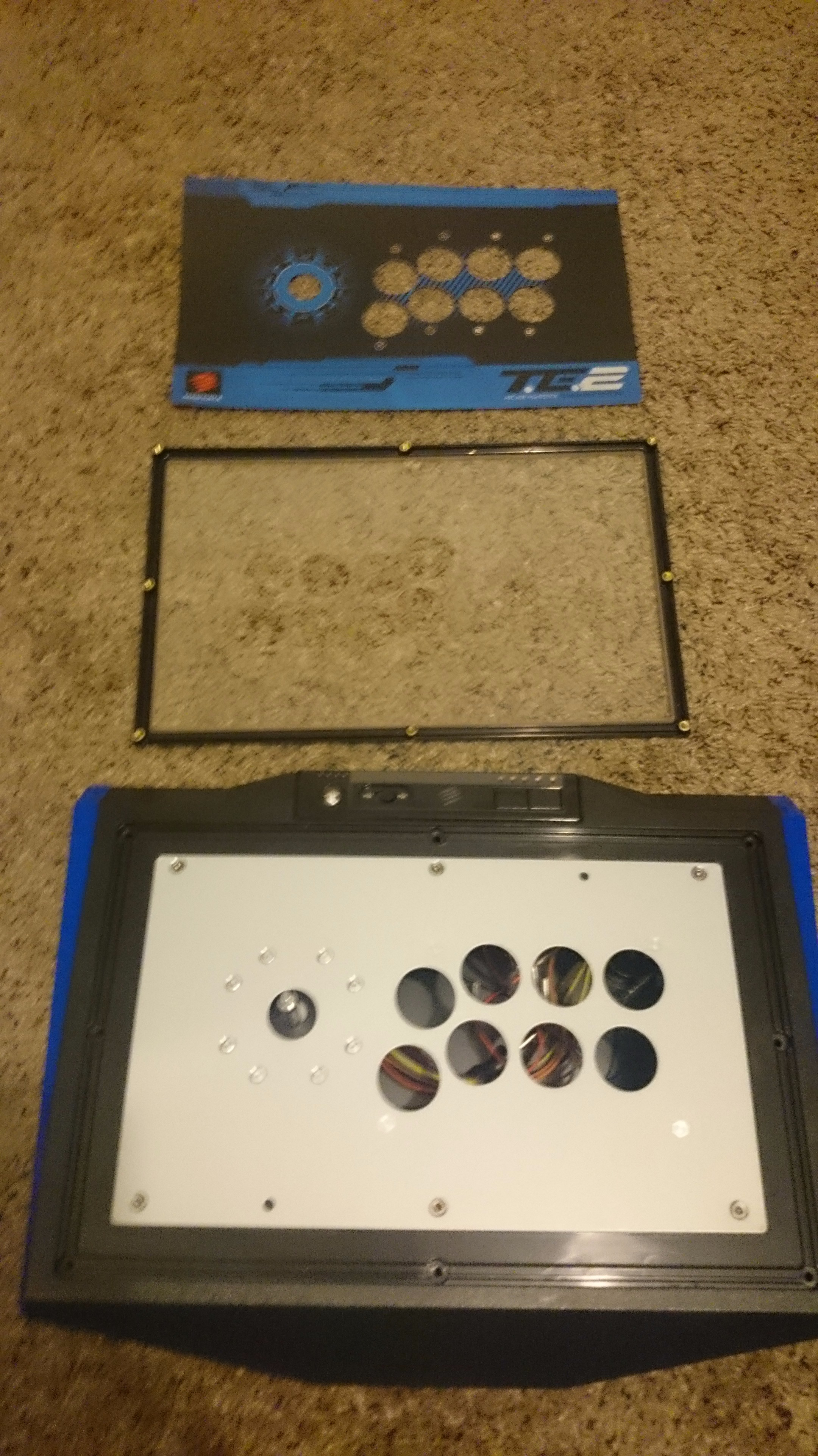 Picture of Dismantling the Arcade Stick