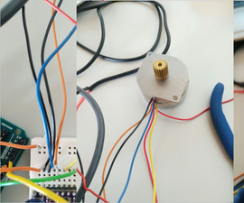 Controll a Stepper Motor With the DRV8825