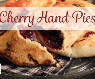 Easy Cherry Hand Pies