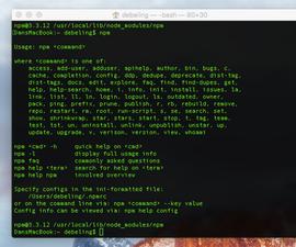 How to set up a Node.js static file server