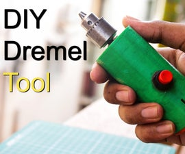$10 DIY Dremel /RotaryTool