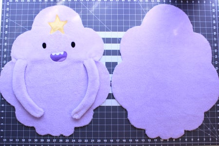 Sew the Front & Back Body