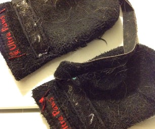 How to Revive (clean) Velcro