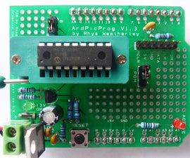 Program PIC With Arduino