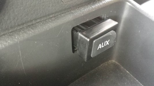 Getting Access to the AUX Connector