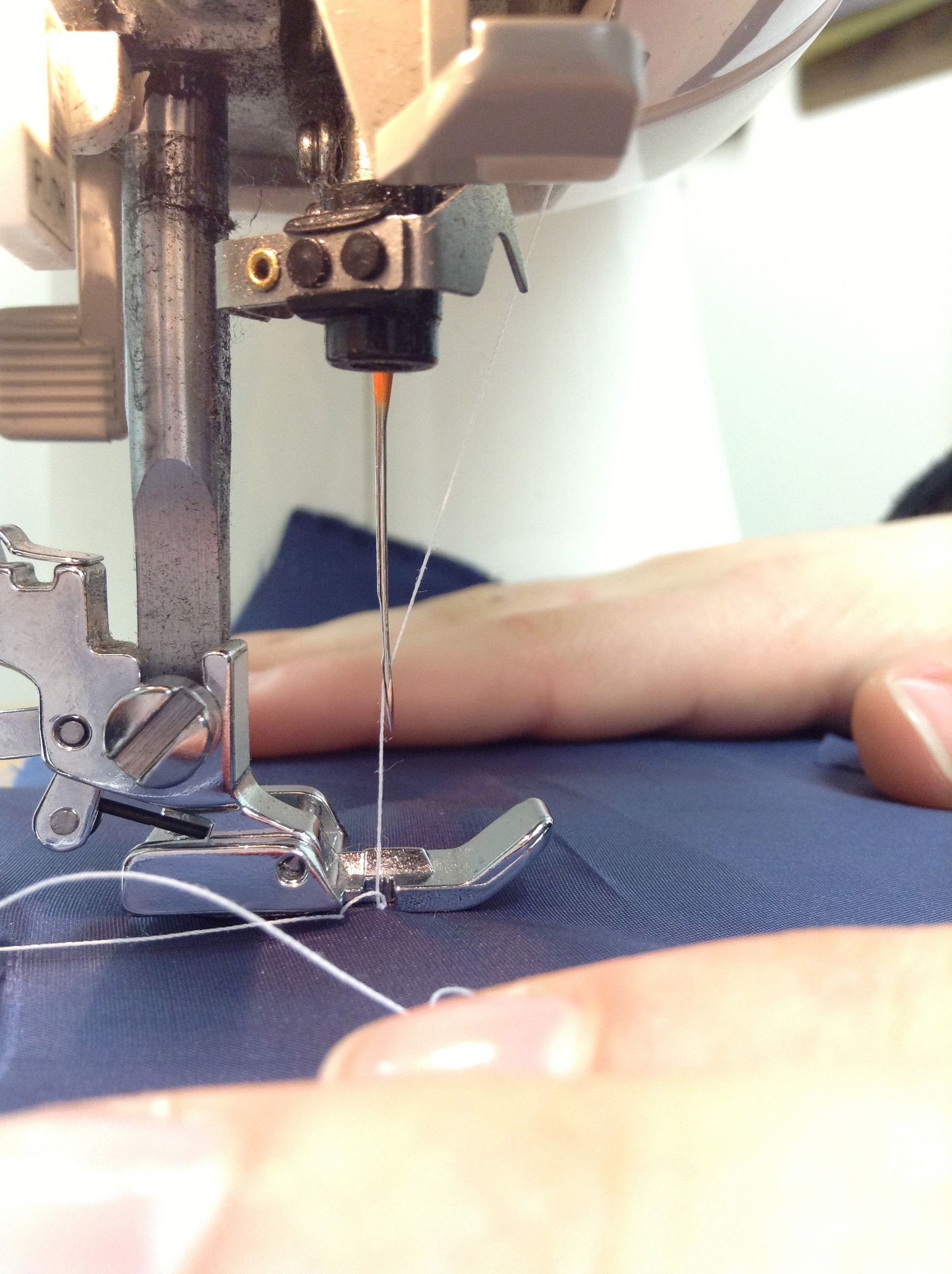 Picture of Sew a Stay-Stitch