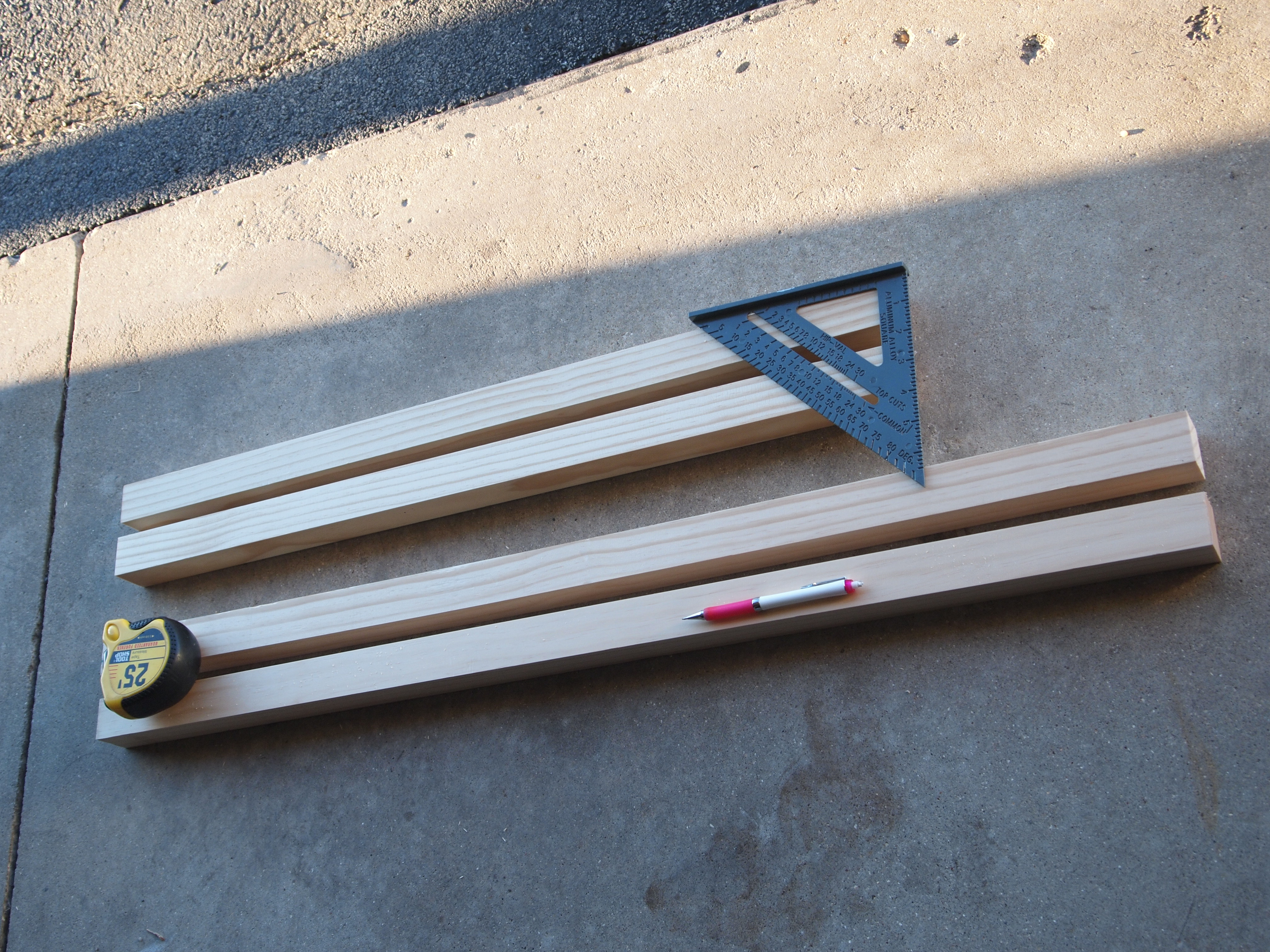 Picture of Supplies & Lumber