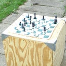 Make a Wooden Game Cube