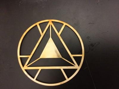 Print Arc Symbol and Core