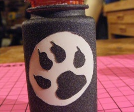 Airsoft Ammo Container