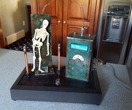 Bones - the Arduino Fortune Teller