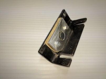 Mechanics, Part 3 - Making the Azimuth Encoder Holder