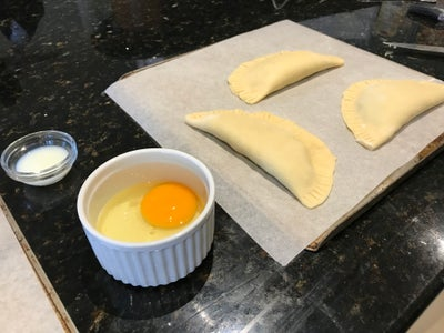 Baste and Bake the Pasties