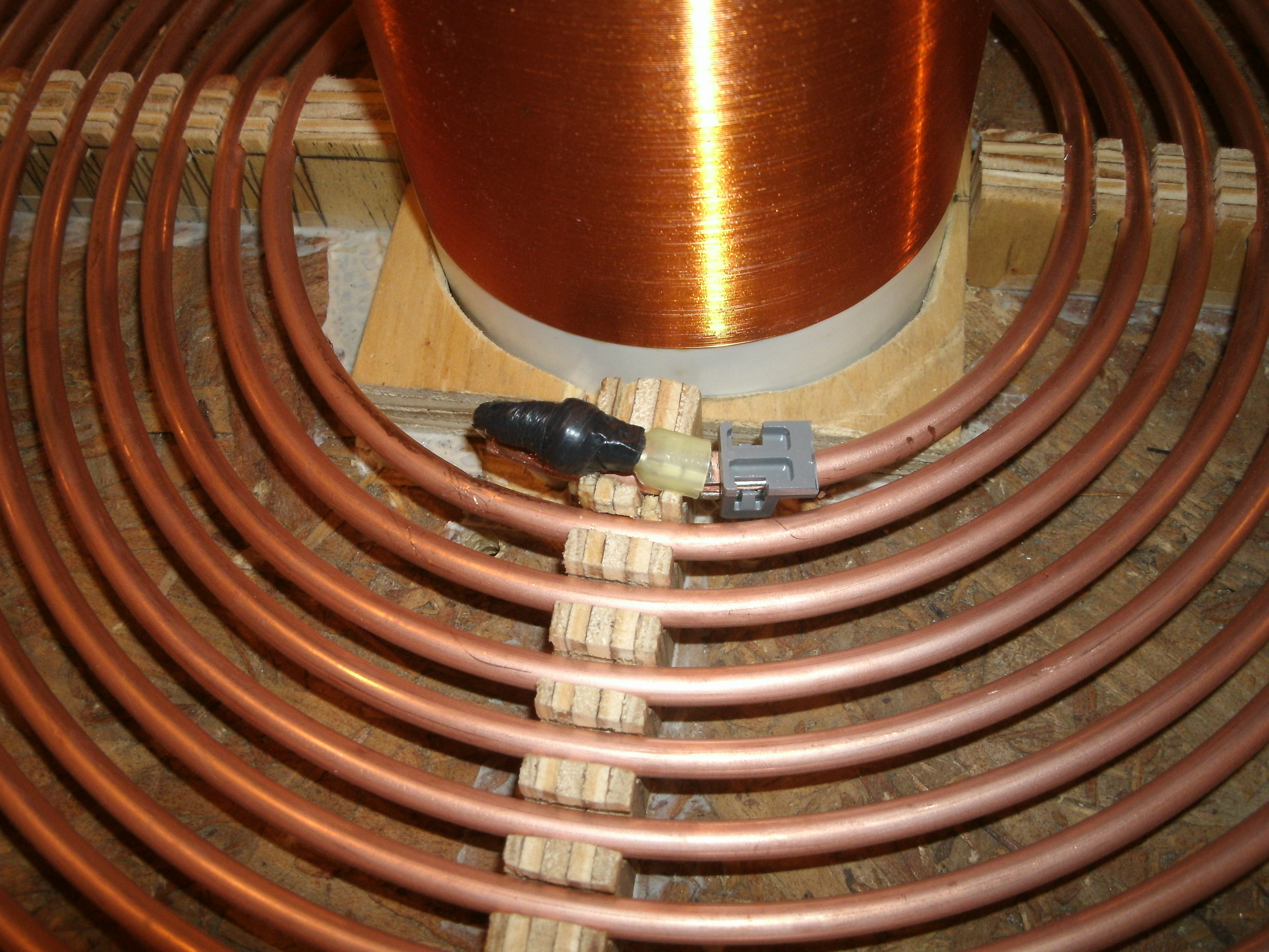 Picture of The Primary Coil