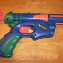 easiest air restrictor removal from nerf dart board gun