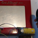 Etch A Sketch Joystick