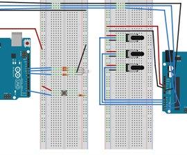 I2C Arduino Lab6