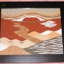 Sand Art Souvenir