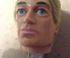 Action Man (G.I. Joe) USB stick