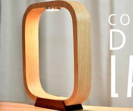 DIY Desk Lamp
