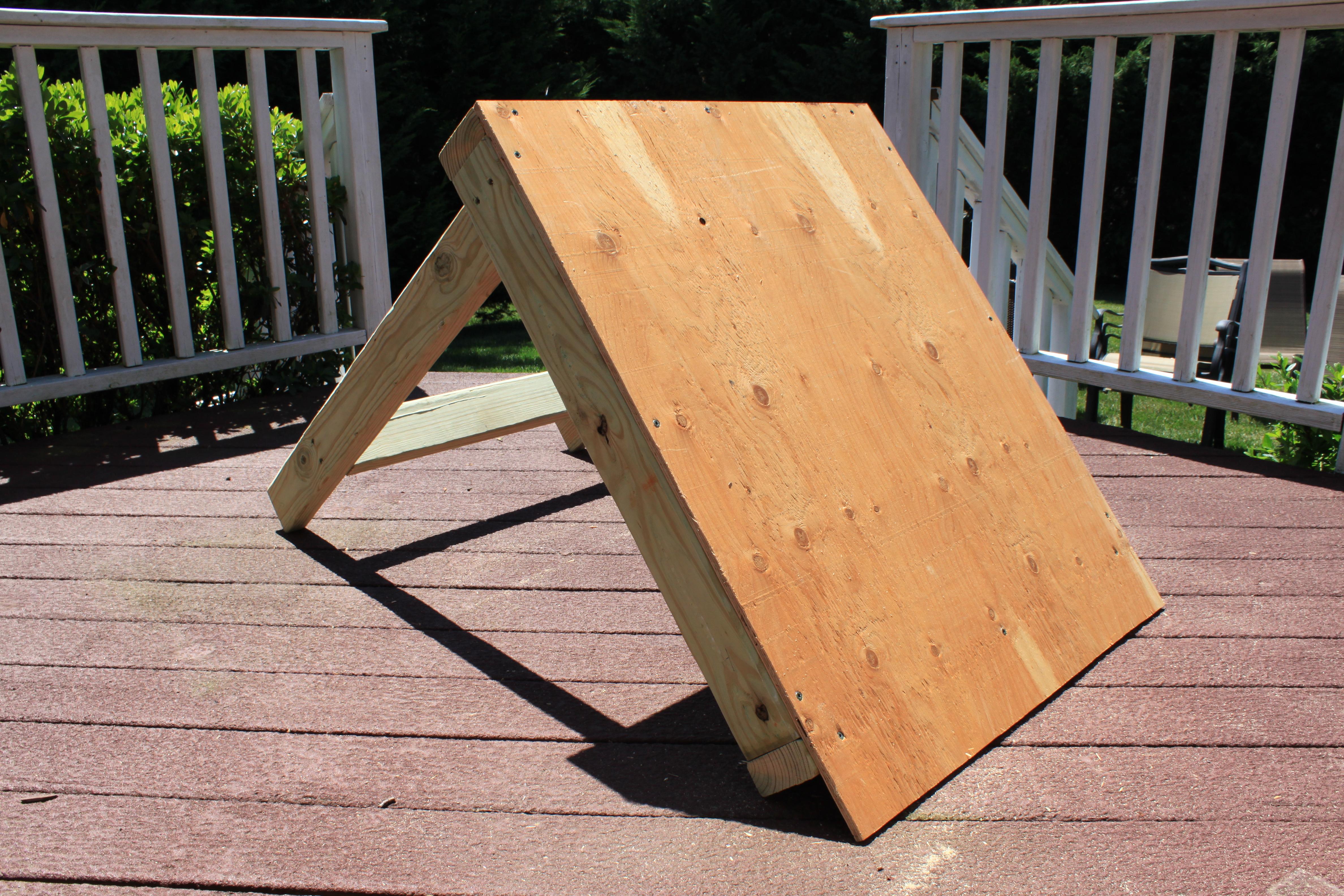 Picture of Ninja Warrior Quintuple Steps