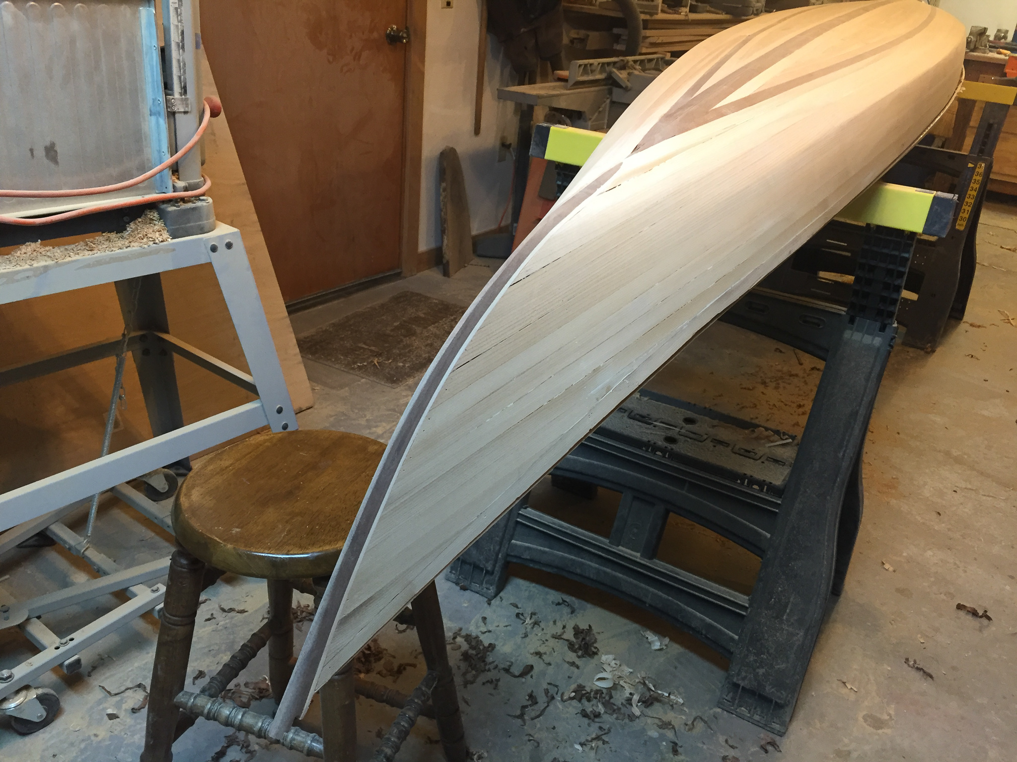 Picture of Laminate the Bow and Stern
