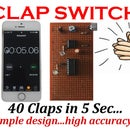 Clap Switch ( 40 Claps in 5 Second)